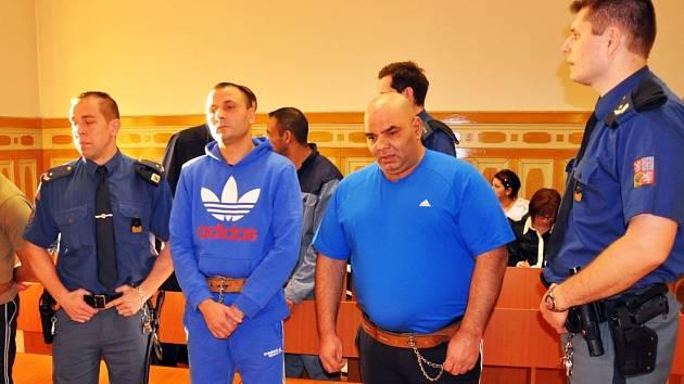 Soudce chce případ čtveřice Romů  z Duchcova do konce ledna uzavřít