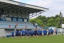 FK Teplice zahájil letní přípravu v Duchcově