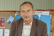 Primátor Teplic a senátor Jaroslav Kubera