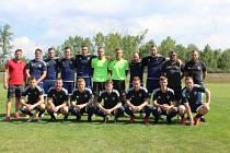 Fotbalový turnaj v Ledvicích. Dobroměřice