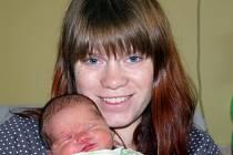 Mamince Alexandře Divišové z Teplic se 24. června v 9.12 hod. v ústecké porodnici narodila dcera Gabriela Bechyňová. Měřila 50 cm a vážila 3,30 kg.