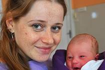 Mamince Barboře Hocké z Modré se 23. září ve 23.13 hod. v teplické porodnici narodil syn Matyáš Hrdlička. Měřil 50 cm a vážil 3,45 kg.