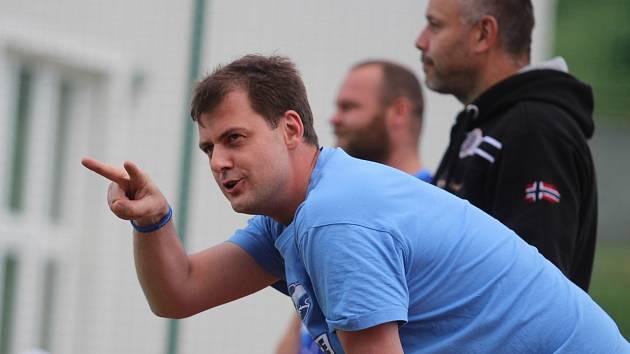 Trenér mládeže HC Teplice Huskies Martin Cimrman