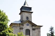 Kostel Nanebevzetí Panny Marie na Cínovci