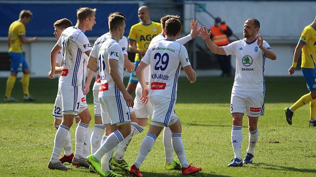 Severočeši se v lize utkali s Mladou Boleslaví.