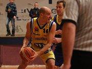 Basketbalisté Teplic hráli doma se Slavojem Litoměřice C