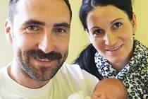 Mamince  Kláře Zelenkové z Hrobu se 16. dubna  v 15.40 hod. v teplické porodnici narodil syn Jan Temkovič. Měřil 46 cm a vážil 2,45 kg.