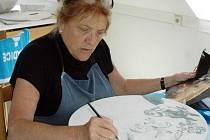 Helena Schmaus Shoonerová a její práce.