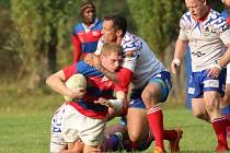 Rugby League: Česko - Norsko