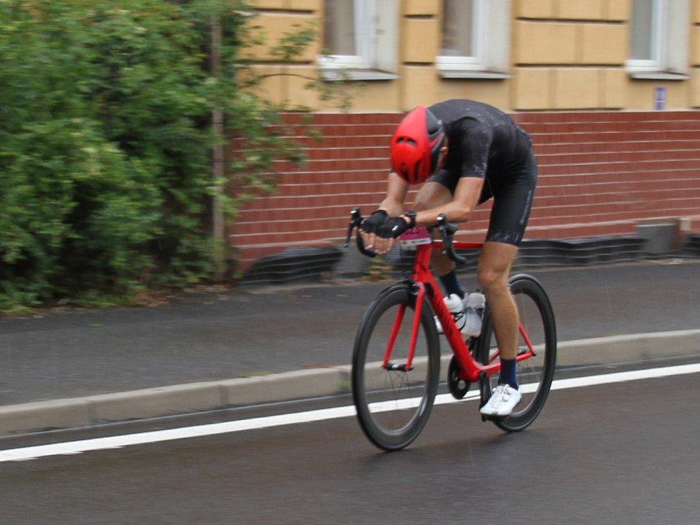 Tradiční Krušnoton sebere cyklistům vždy hodně sil. Letos se jel 10. ročník.