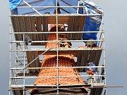 Rekonstrukce Kolostujovy věžičky