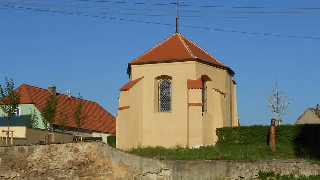 Záchrana kaple sv. Anny.