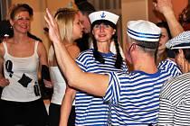 Maškarní ples Krušnohorského divadla