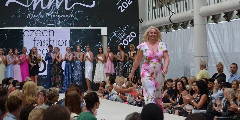 Czech Fashion Week Teplice 2020.