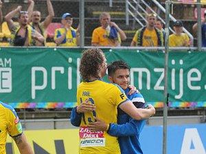 1. FK Příbram - FK Teplice