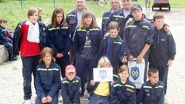 Osečtí hasiči