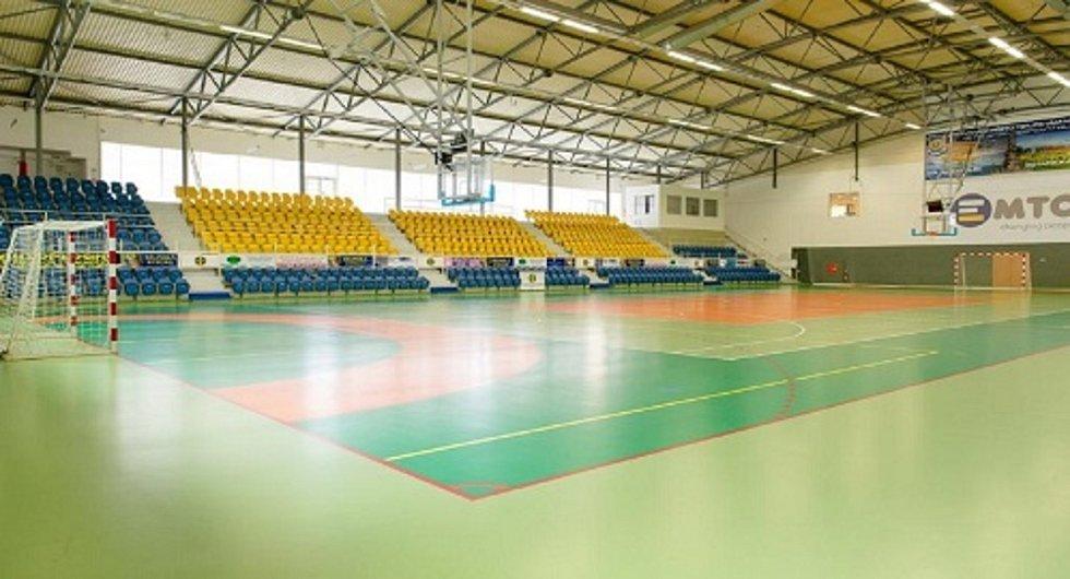 Sport Aréna Teplice se mění na očkovací centrum.