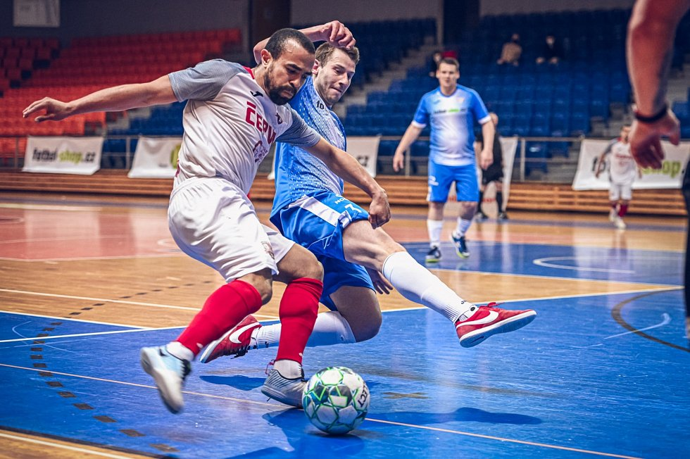 Helas Brno - Svarog FC Teplice 2:3