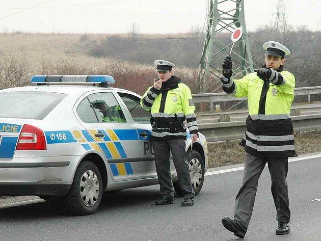 Policie ČR  v akci