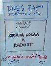 Koonda Holaa a Radost v Úpořinách.