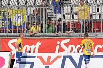 Teplice dostaly v Olomouci šestku