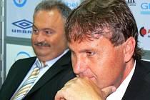 František Hrdlička a Vlastislav Mareček (2006)