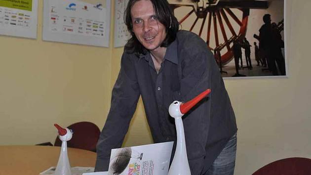 Ředitel AniFestu 2010 MgA. Jakub Hora