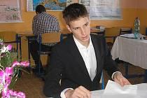 Tzv. malé maturity na Gymnáziu J. A. Komenského v Dubí