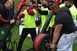 Mistrovství ČR Strongman se konalo 7. 9. 2019 v Oseku v Městském sportovním areálu.