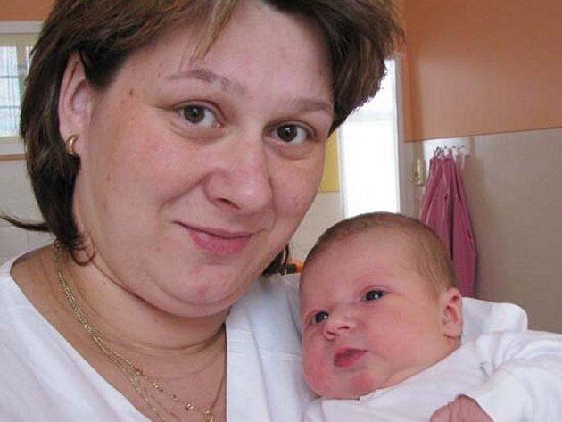 Pavla Slonková s dcerou Eliškou