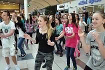 FlashMob s taneční skupinou VIVA Jump