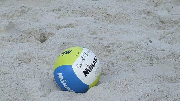 Ilustrační foto - plážový volejbal