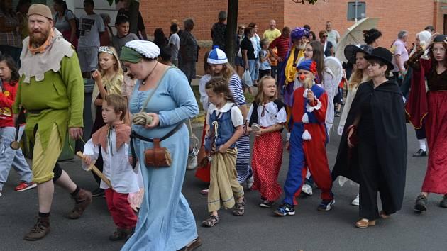 V Krupce se konaly tradiční Mariánské poutní slavnosti.