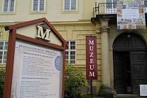 Regionální muzeum Teplice.