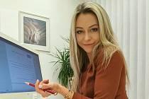 Šárka Hodslavská.