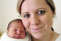 Mamince Kateřině Trunečkové z Bíliny se 3. února v 8.25 hodin v teplické porodnici narodil syn Jakub Truneček. Měřil 47 cm a vážil 2,70 kg.