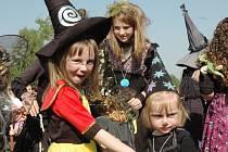 Čarodějnice řádily v Oseku. Která je ta nej?