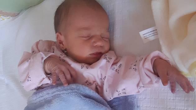 Alena Fuitová se narodila mamince Lucii Fuitové v teplické porodnici 21. února v 8.13 hodin. Vážila 3 kg a měřila 49 cm.