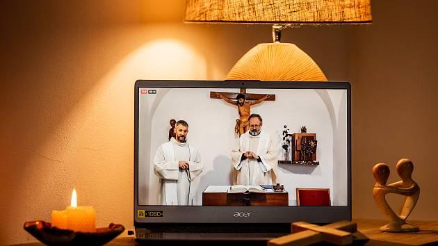 Římskokatolická farnost Teplice v období karantény.
