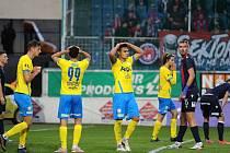 Teplice v 11. ligovém kole doma prohrály s Plzní 0:1.