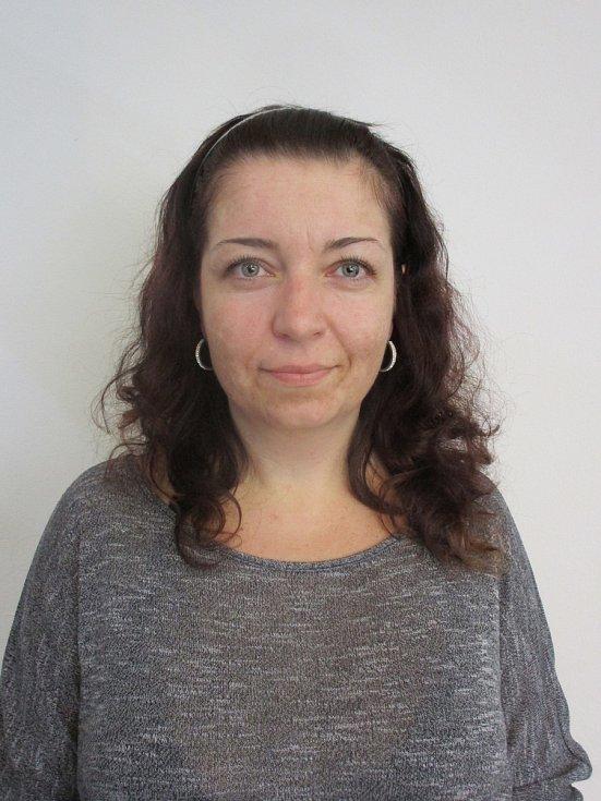 Lucie Hanusová (39 let) z Oseka před proměnou.