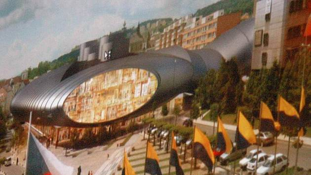 I tak by mohl vypadat nový Prior v centru Teplic