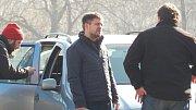 Ve středu proběhlo v Proboštově natáčení několika scén z epizody nového kriminálního seriálu České televize s názvem Sever.