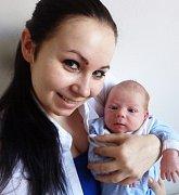 Daniel Mařík narozen 1.3.2014 v 10:51 hodin v Ústí nad Labem, matka Lucie Maříková z Teplic.