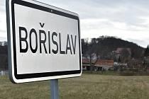Obec Bořislav