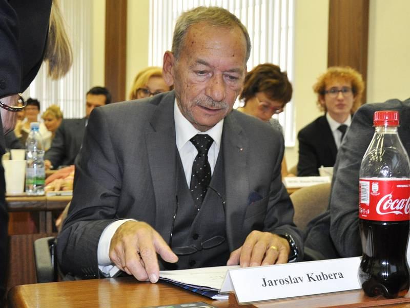 Z ustavujícího zastupitelstva v Teplicích, Jaroslav Kubera.