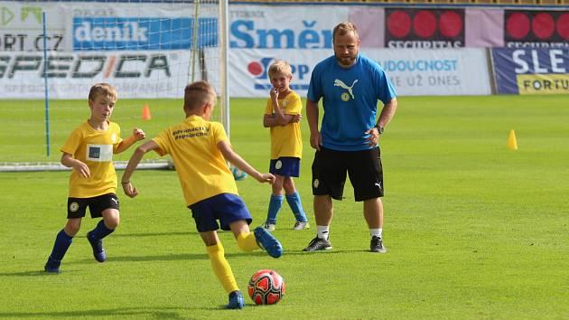 Jiří Tyl, trenér mládeže FK Teplice