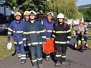 V kostele svatého Petra a Pavla v Jeníkově zasahovali hasiči. Nešlo o skutečný zásah, ale o cvičení.