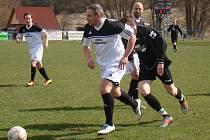Zkušení Rostislav Salák a Pavel Džuban platili na vilémovské ofenzivní hráče.