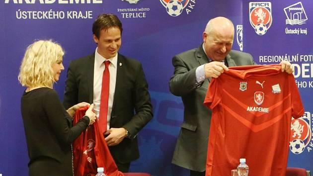 Nadaní fotbalisté budou mít v Teplicích akademii